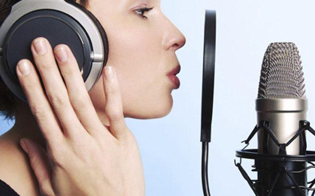 Humming de voz