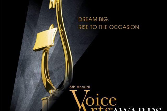 Artistas de voz en los Premios Voice Arts – Voice Arts Awards.