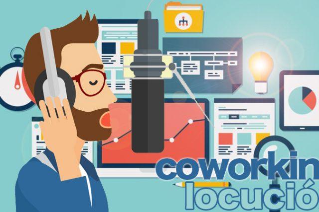 El Coworking de locución y doblaje en publicidad, radio, televisión y cine