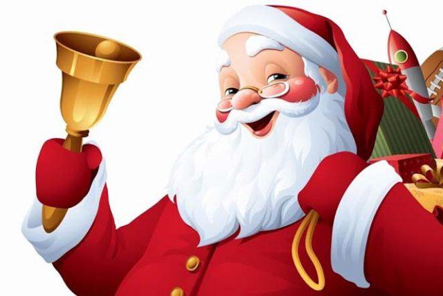 La Voz de Papá Noel, voz de Santa Claus