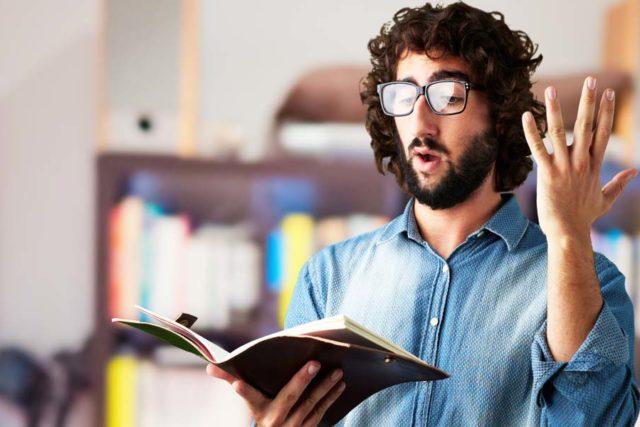 Leer en voz alta. Textos y ejercicios de lectura en voz alta para educar la voz y hablar mejor.
