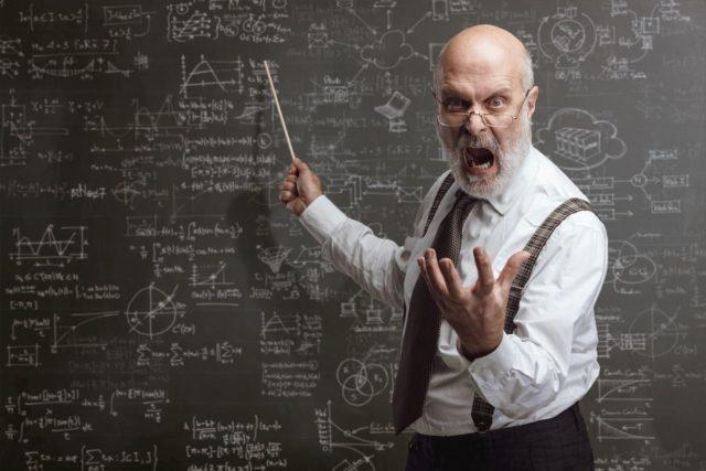 Los problemas de la voz como enfermedad profesional en profesores y docentes.