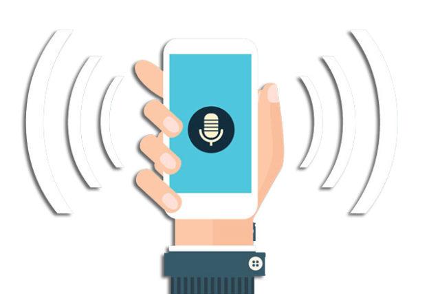 Navegar por voz. Utilizar la voz para navegar por Internet.