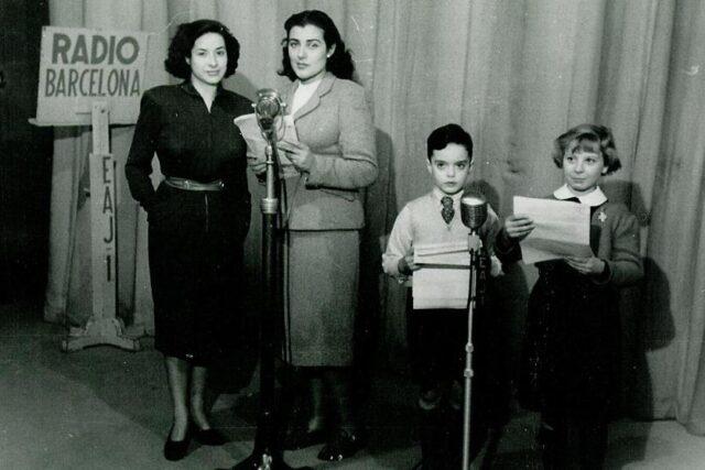 El Consultorio de Elena Francis. La radio femenina en España 1950.