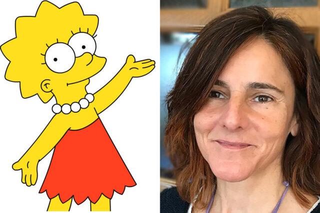 Isatxa Mengíbar, voz de Lisa Simpson en España