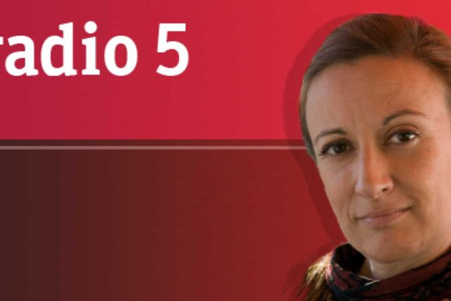 Esther de Lorenzo. La Cuenta Cuentos de Radio 5