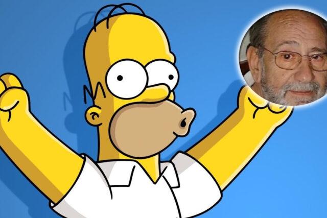 La voz de Homer Simpson en español. Carlos Revilla, actor de doblaje, fue la voz de Homer Simpson en España