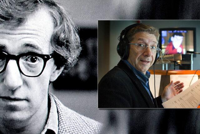 La voz de Woody Allen en español. Joan Pera, actor de doblaje es la voz de Woody Allen y Rowan Atkinson