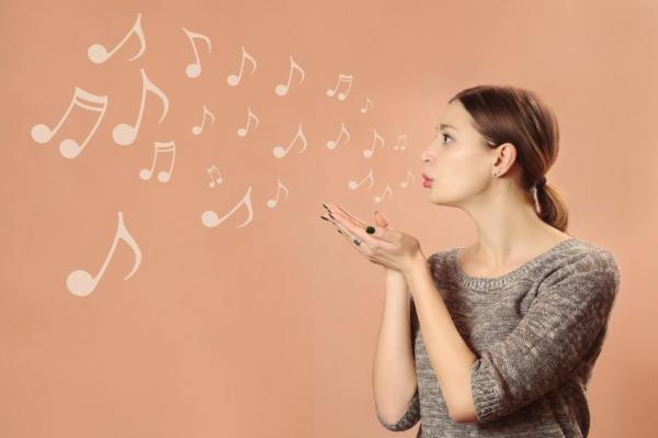 Ejercicios para ampliar el rango vocal.