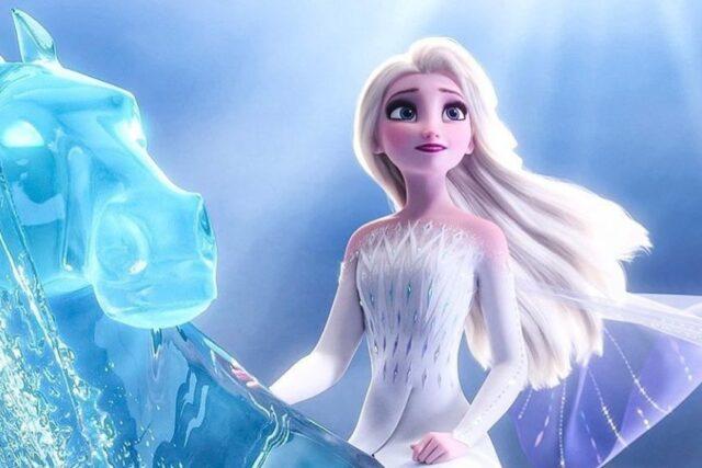 La Voz de Elsa en Frozen en España. Ana Esther Alborg voz de Elsa en España, película Frozen.