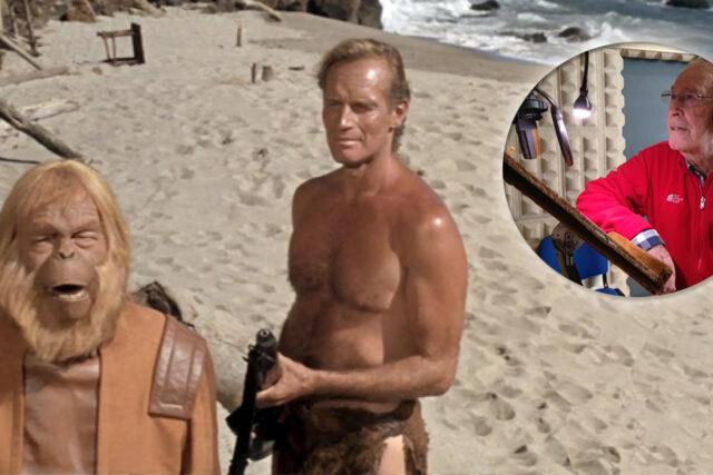 La voz de Charlton Heston en español. Claudio Rodríguez, actor de doblaje, es la voz de Charlton Heston en España.