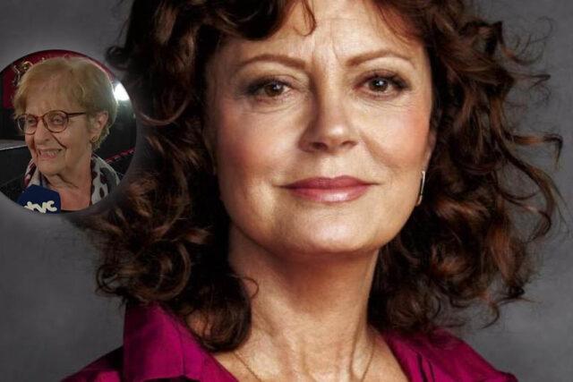 La voz de Susan Sarandon en español, es María Luisa Solá Actriz de Doblaje.
