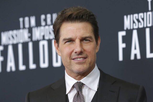 La voz de Tom Cruise en español. Jordi Brau, actor de doblaje, la voz de Tom Cruise en España
